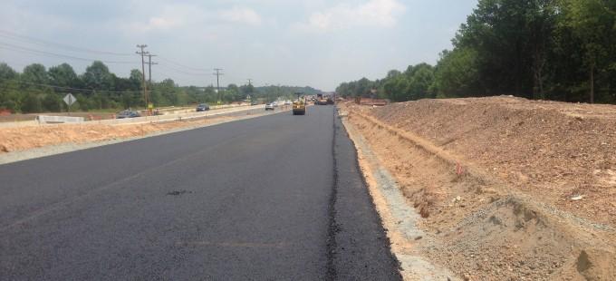 Route 50 Widening Design Build