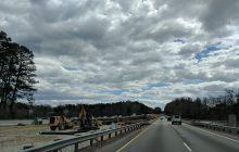 I-64 Interstate Capacity Improvements, Segments I, II, and III