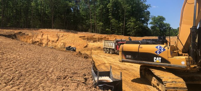 Interstate 95 Relocation and Route 630 (Courthouse Road) Widening