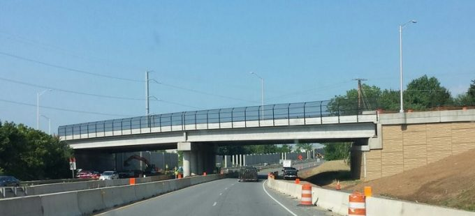 Sycolin Road Overpass